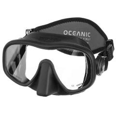 Oceanic Shadow Mask Black