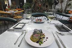 Table Reservation @ Carmen
