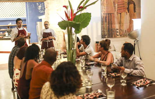 Secret Supper with Top Chefs*