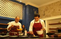 Secret Supper with Top Chefs