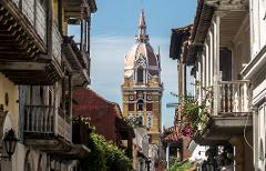 Private Cartagena City Tour