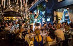 Table Reservation @ Juan del Mar
