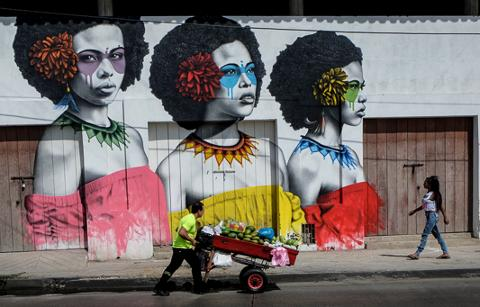 Cartagena Art Tour