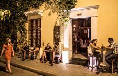 Table Reservation @ Bar del Sur