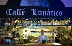 Table Reservation @ Caffe Lunatico