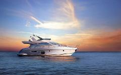 Island Hopping in Style + Azimut 70