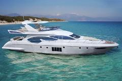 Island Hopping in Style + Azimut 60 (Model 2015)