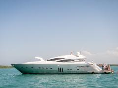 Island Hopping in Style + Pershing 60*