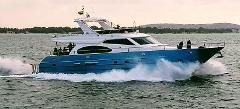 Island Hopping in Style + Yacht 75ft*
