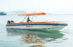 Island Hopping in Style + Speedboat 28*
