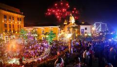 Baluarte San Francisco / NYE Feast & Fireworks
