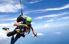 Skydive in Cartagena