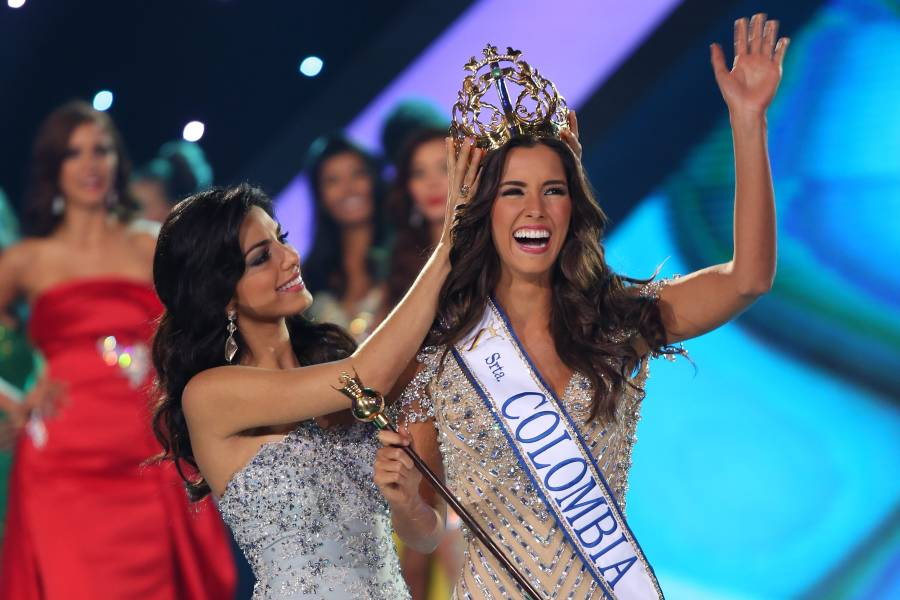Miss Colombia Coronation Ceremony