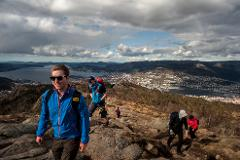 Hiking in the footsteps of Edvard Grieg including dinner