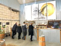 Highlights of Coonawarra winery half day tour $119 per person including cheese platter