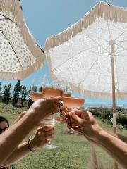 Wellness + Wine Tasting