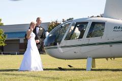 Custom Wedding flight