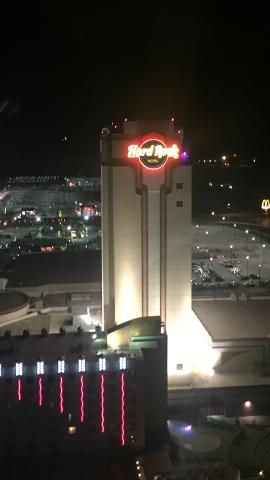 The Hard Rock Hotel & Casino