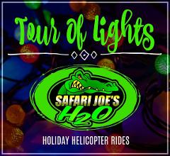 Safari Joe's H2O, Midtown, Utica Square & Downtown Winterfest