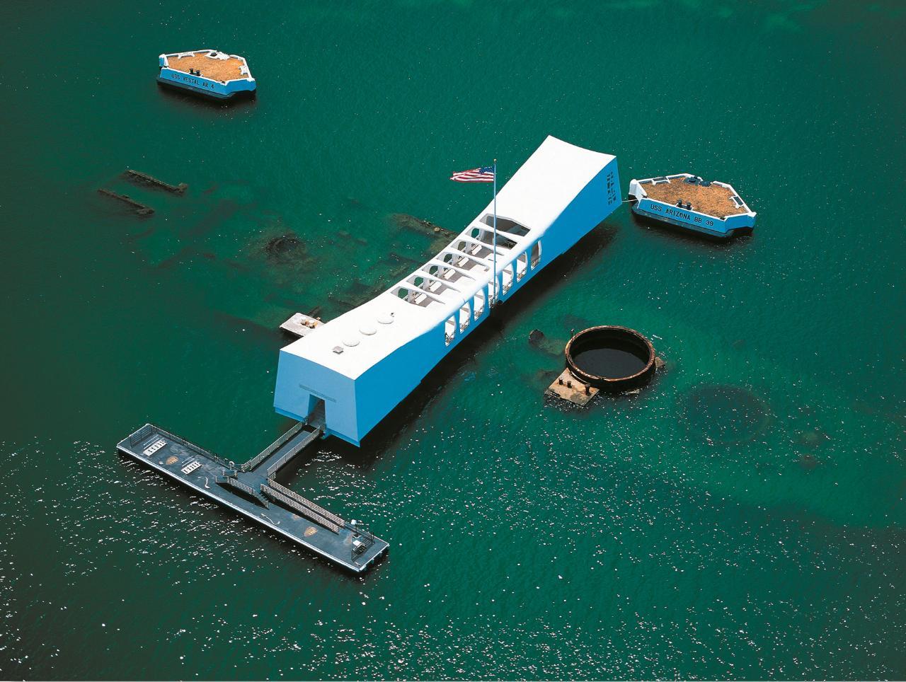 Pearl Harbor and Historic Honolulu City Tour Departing  - Departing Waikiki Hotels