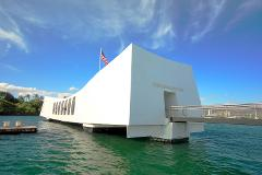 Oahu Circle Island with Pearl Harbor Tour Departing Maui, Kauai, and Hawaii Big Island