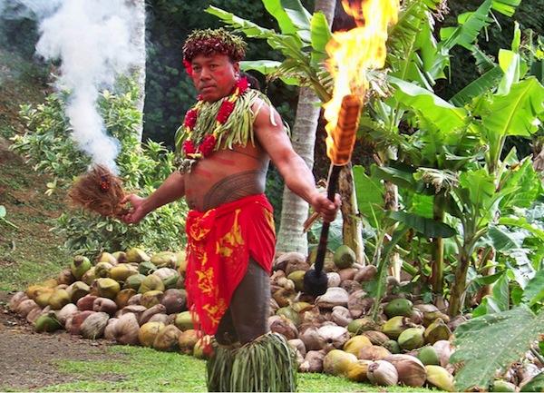 Chief Sielu's Hawaiian Paradise Luau