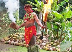 Chief Sielu Luau: Standard Luau
