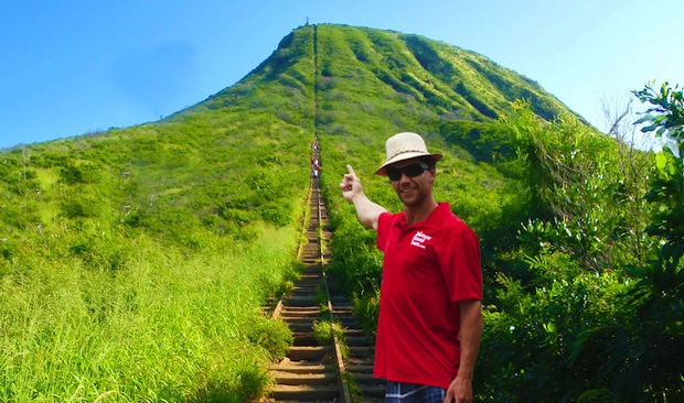 E2 Koko Head Crater Sunrise Hike Departing Waikiki, Oahu Hotels