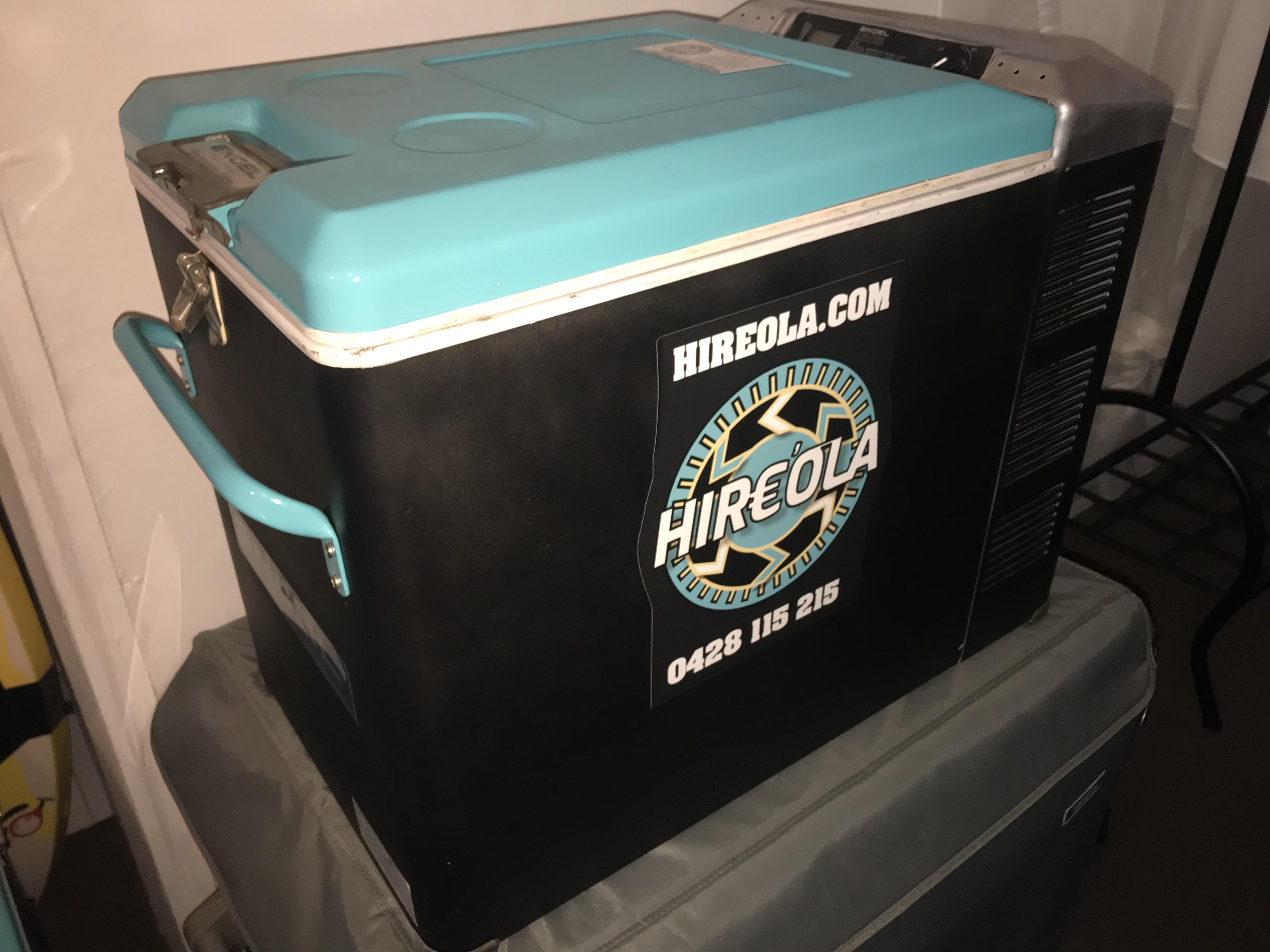 40Lt Engel Fridge Freezer  2 Week Promo
