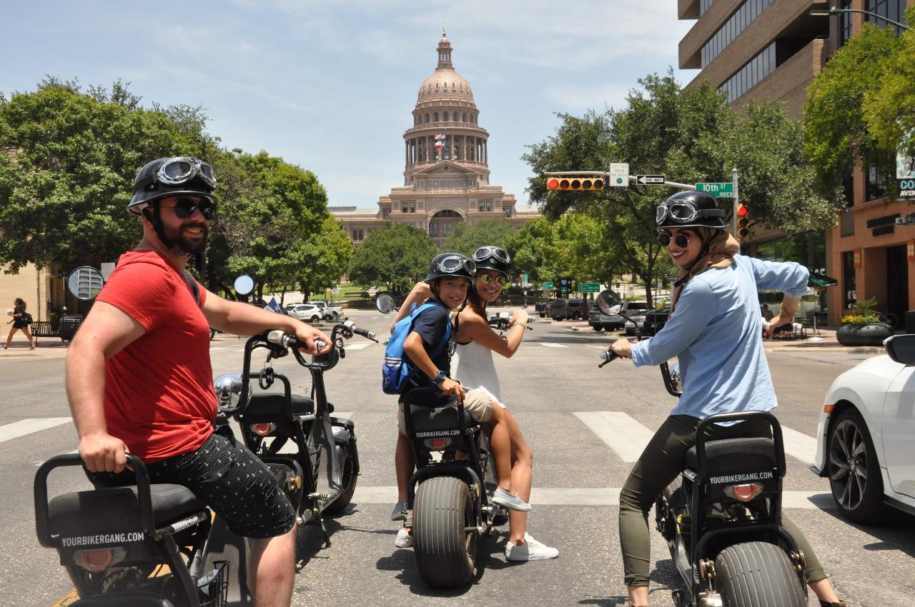 Biker Gang Ride