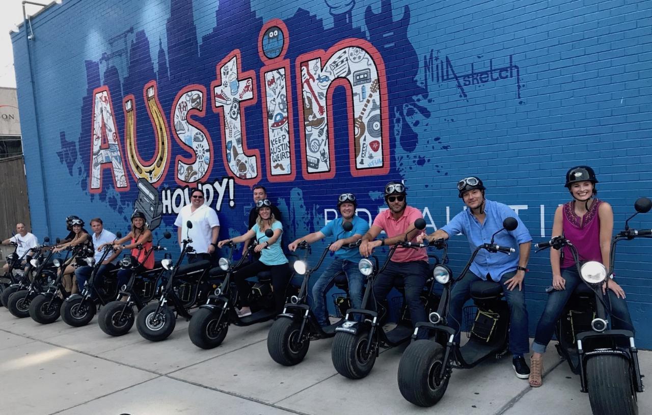 Private Party Ride - Austin