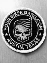 YBG CREST PATCH