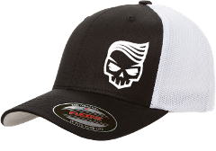 YBG TRUCKER (Black/ White)