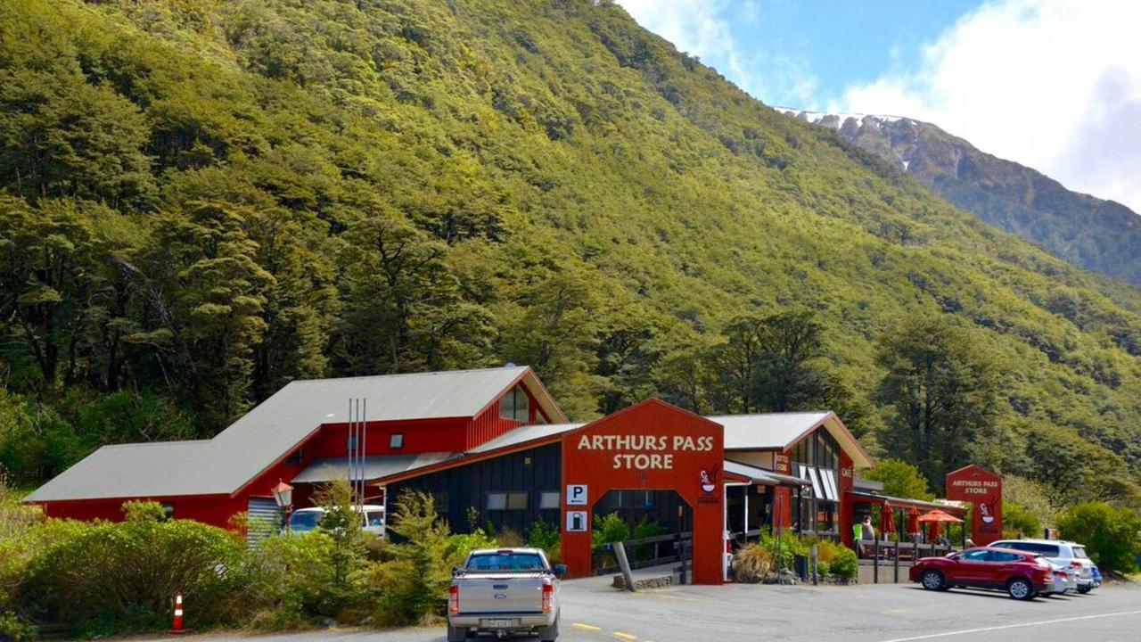 Arthur's Pass, the Southern Alps AND....be swallowed up in LOTR country.