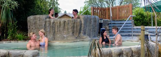 Hanmer Springs Geothermal Pools Experience - Half Day