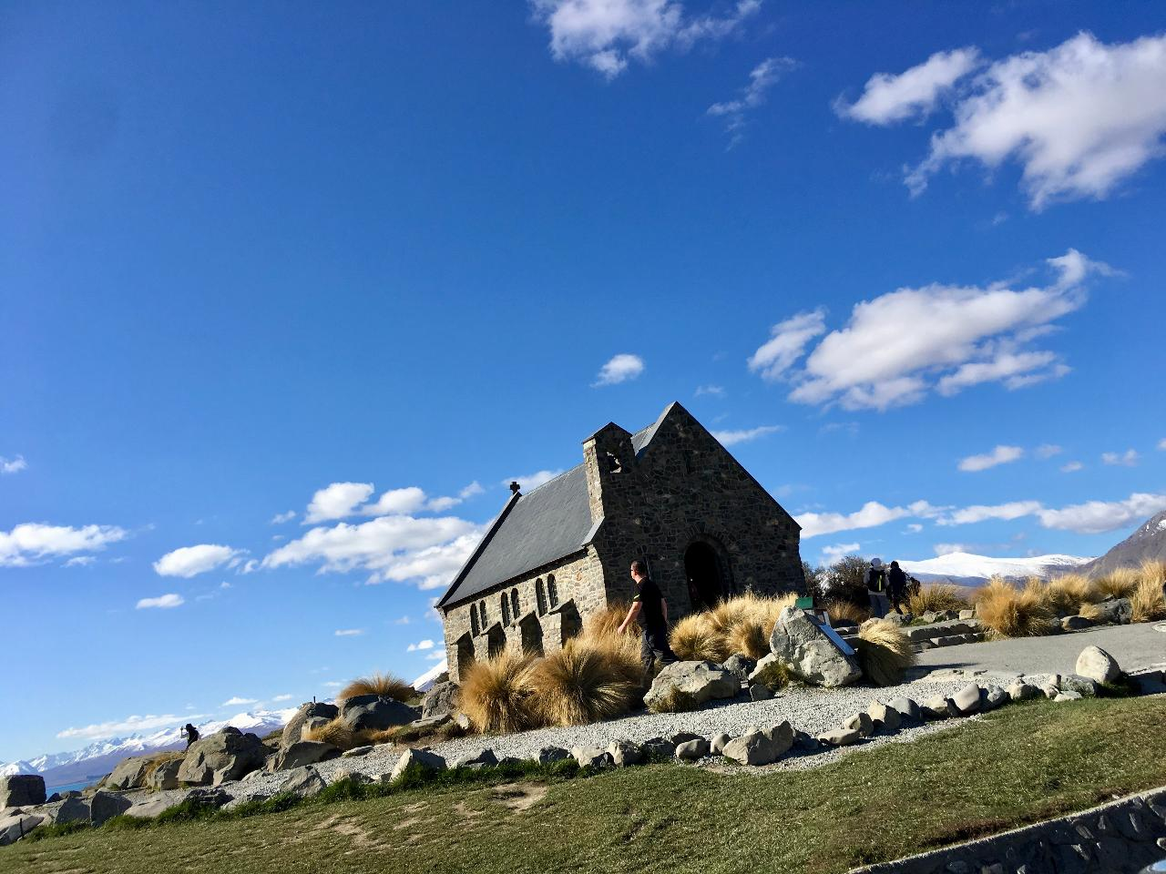 Lake Tekapo private escorted tour FROM Christchurch 1 to 5 people / optional Dark Sky Experience and return to CHCH