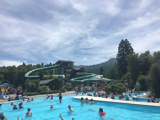 Hanmer Springs Geothermal Pools Experience - FULL DAY with options