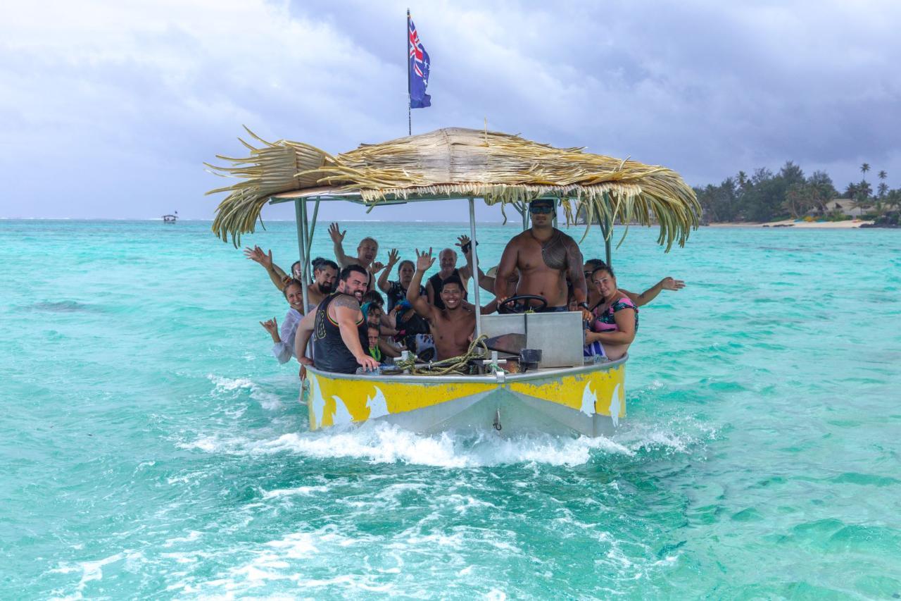 Snorkelling, Lagoon Cruise & BBQ