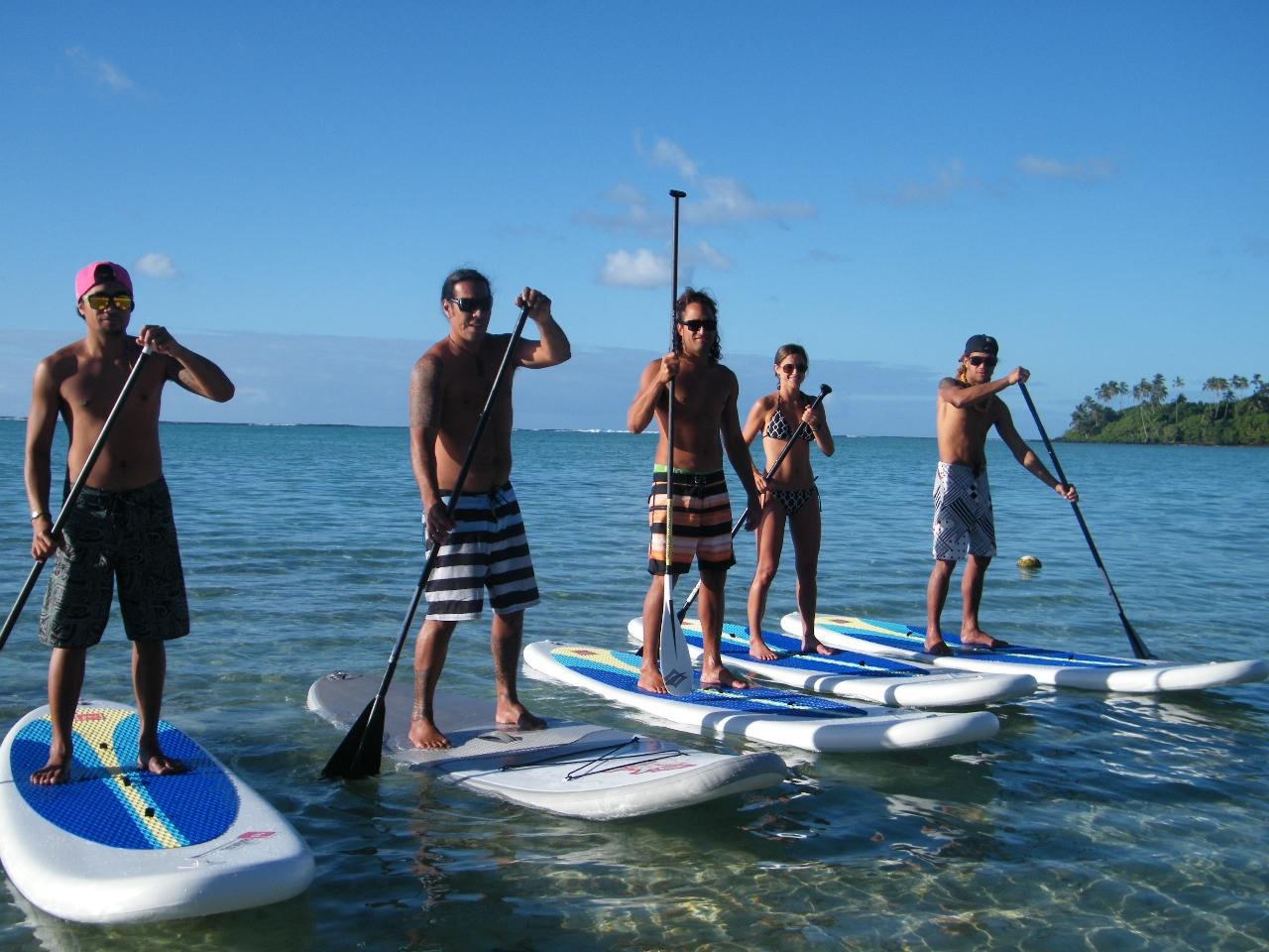 SUP (Stand Up Paddleboard)