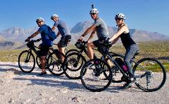 Red Rock Canyon Self-Guided Electric Bike Tour (With PICK-UP)