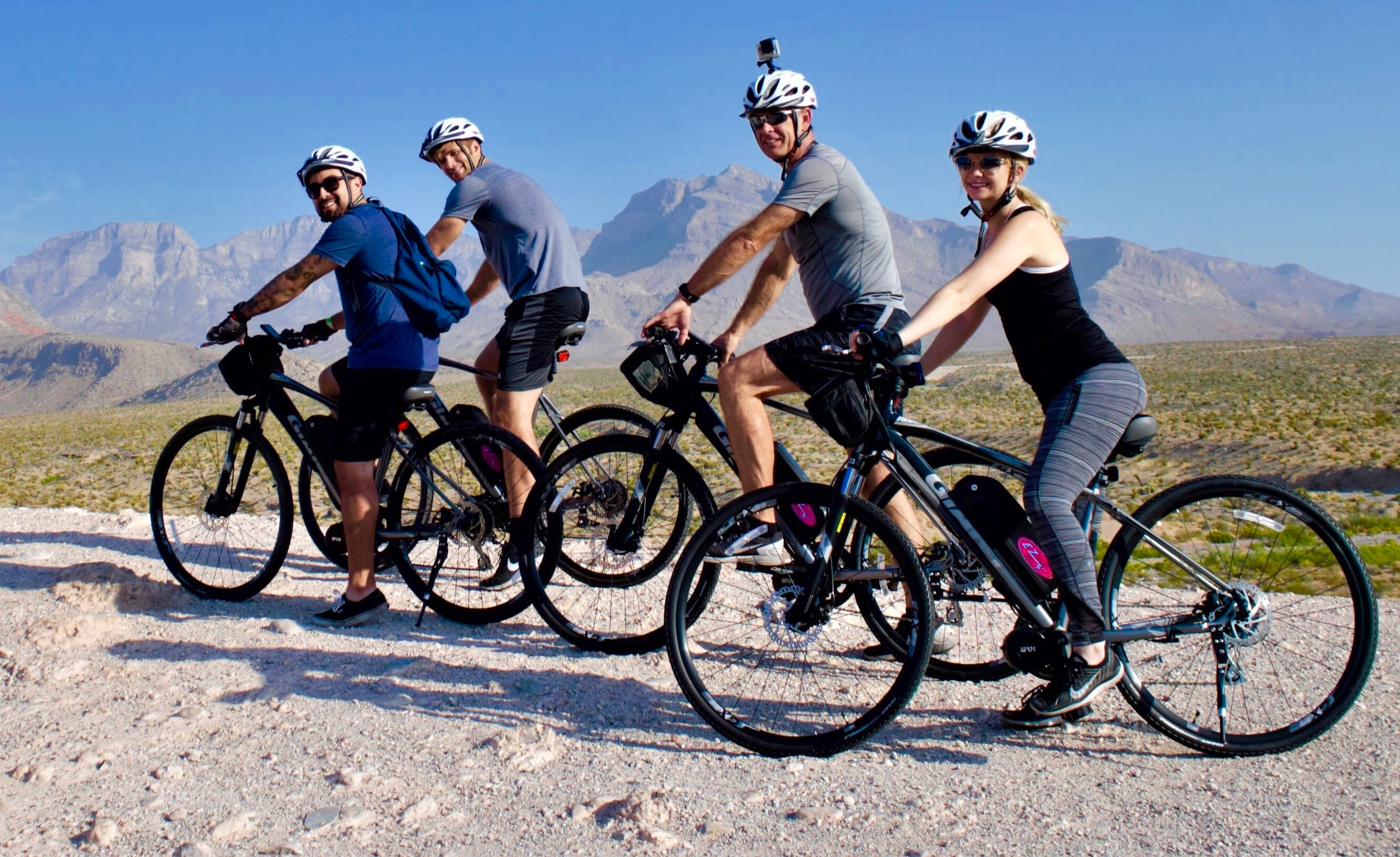 Book now: Red Rock Canyon Self-Guided Electric Bike Tour (No PICK-UP)