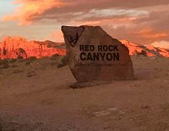 SUNRISE at Red Rock Canyon Self-Guided Electric Bike Tour (With PICK-UP)