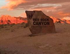 Desert SUNRISE Self-Guided E-Bike Tour at Red Rock Canyon (NO PICK-UP)