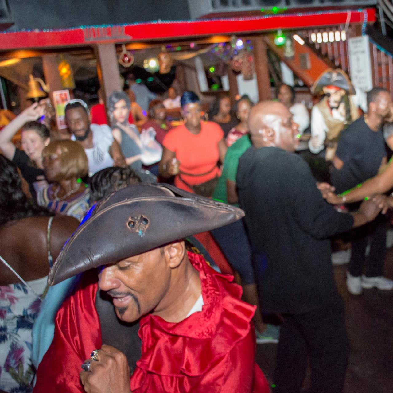 Bootleggers & Barrels Party Cruise