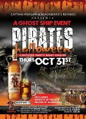 Special Event-  A GHOST SHIP Event Halloween Party