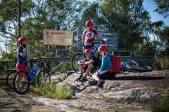 E- Bike (electric) GUIDED TOUR - HALF DAY - HANGING ROCK -  Blackheath