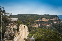 Narrow Neck Trail - Katoomba - Self Guided Tour - (INTERMEDIATE PLUS FITNESS and SKILLS)