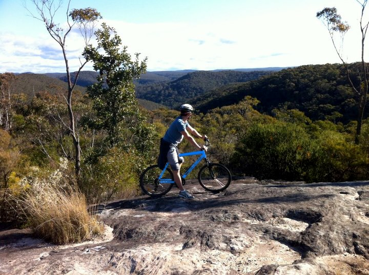 Blue Mountains - Katoomba - 7 Day Bike Hire