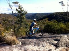 OAKS TRAIL - Woodford -  5 Hour Bike Hire (AVERAGE FITNESS FRIENDLY)