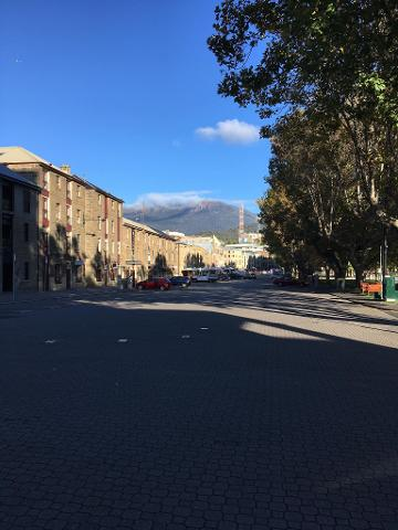 Take a Peek at Historic Hobart Tasmania Australia